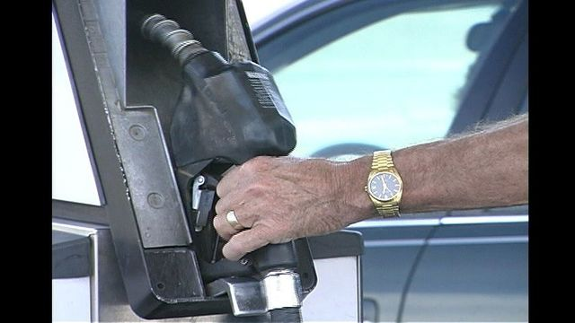 AAA: Average price of gasoline in Washington $3.55