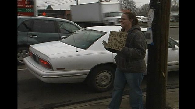 Ban on Panhandling Could Expand