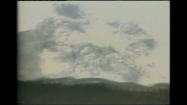 37th Anniversary, eruption of Mount St. Helens