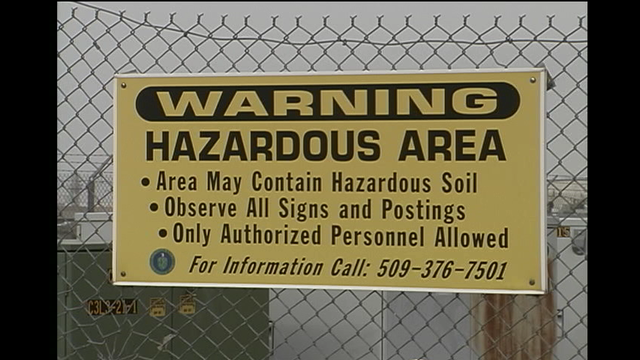 Hanford Worker Evaluated After Reporting Chemical Vapor Odors