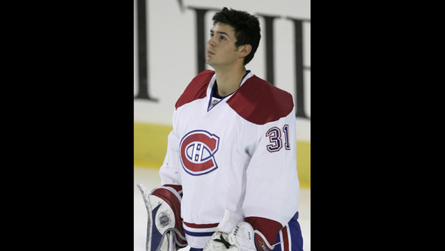 Carey Price Named to Canadian Olympic Team