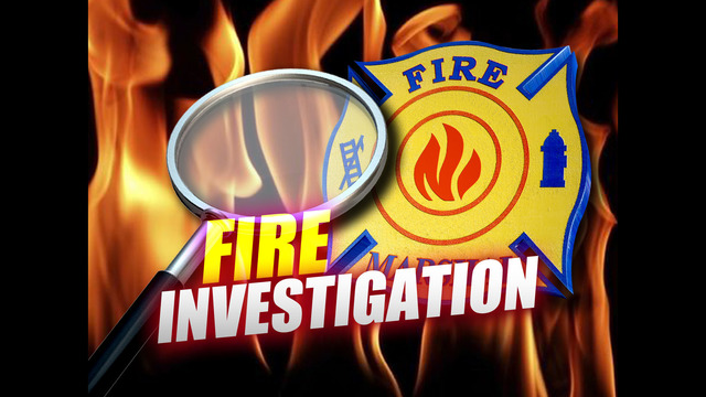 Unoccupied Home Destroyed by Fire, Cause Under Investigation