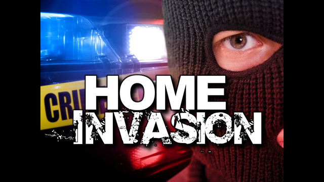 Couple Fends Off Home Invasion