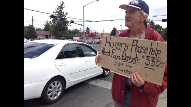 Homeless Rate Drops Nearly 50%