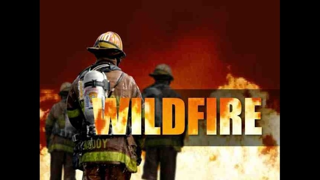 3 wildfires Spreading in Central Washington