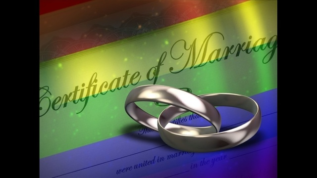 Wash. to convert same-sex partners into marriage