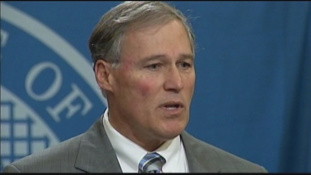 Gov Inslee budget requires new taxes