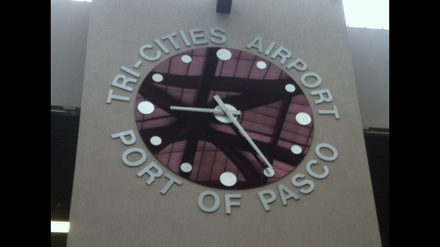 Snowstorm is Affecting Flights Out of Pasco
