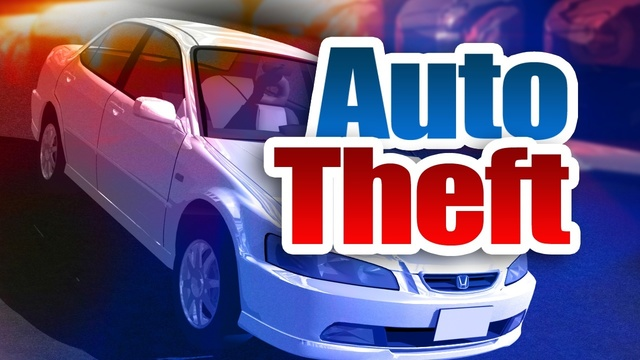 Auto thefts reported up 4.5 percent in Washington