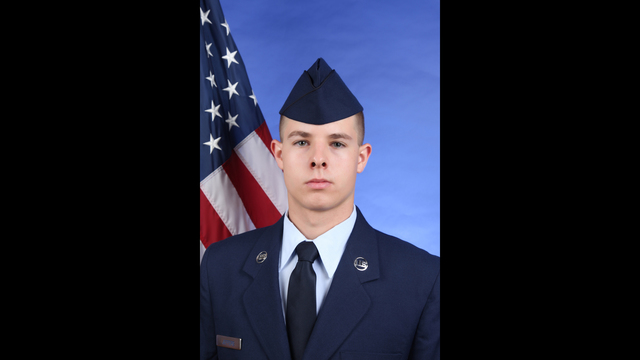 Local Airman from Kennewick Graduates from Basic Training