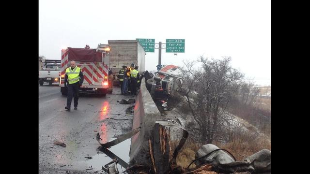 Cle Elum Woman Injured in Semi Accident in Yakima