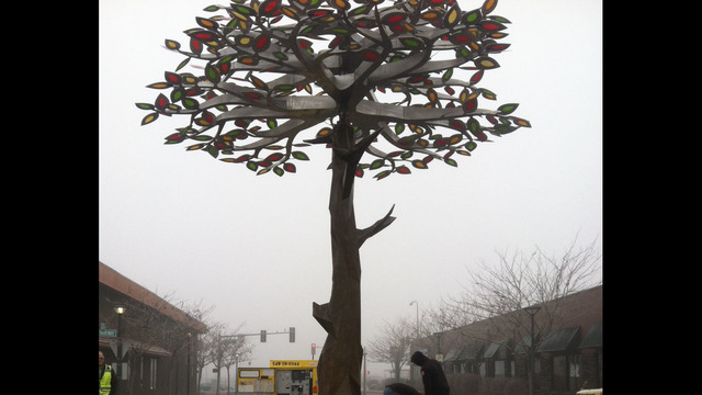"""""""Tree of Seasons"""" Sculpture Dedicated in Richland Today"""