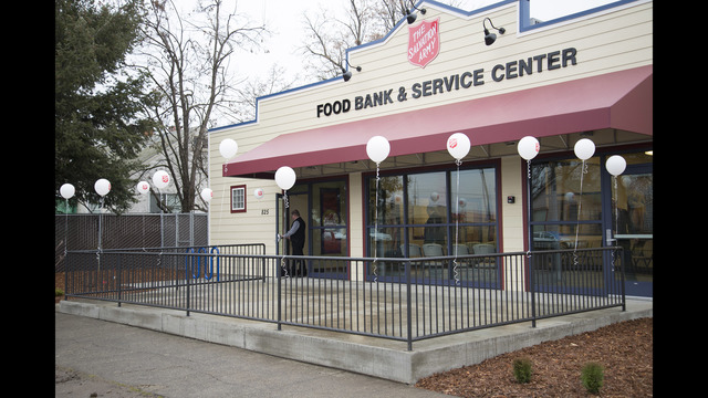 The Salvation Army Opens New Food Bank in Walla Walla
