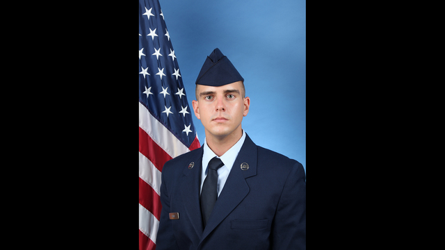 Local Airman from West Richland Graduates Basic Training