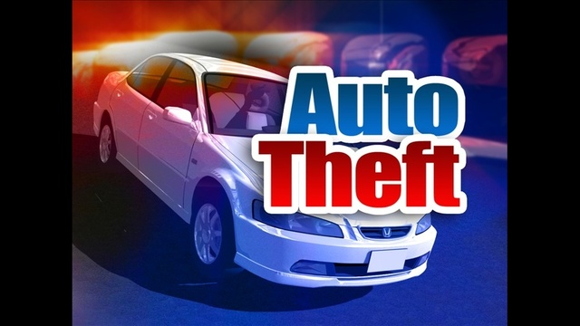 Police: Unattended Cars Getting Stolen