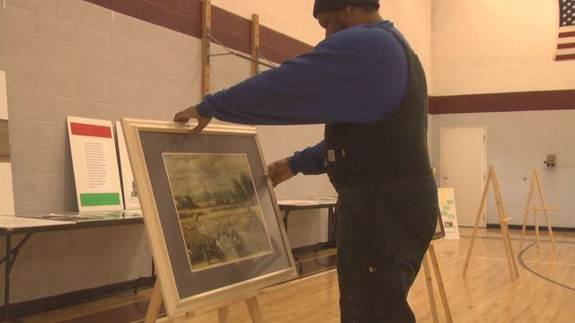 OIC Hosting Black History Month Exhibit