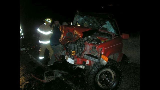 OSP Investigate Cause of Thursday Night Injury Accident in Umatilla Co.