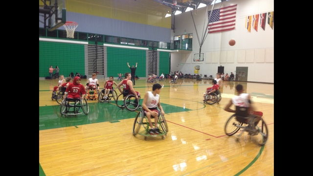 Wheelchair Basketball Team Wanted in Tri-Cities