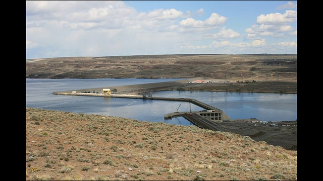 Crack found in Wanapum Dam on Columbia River