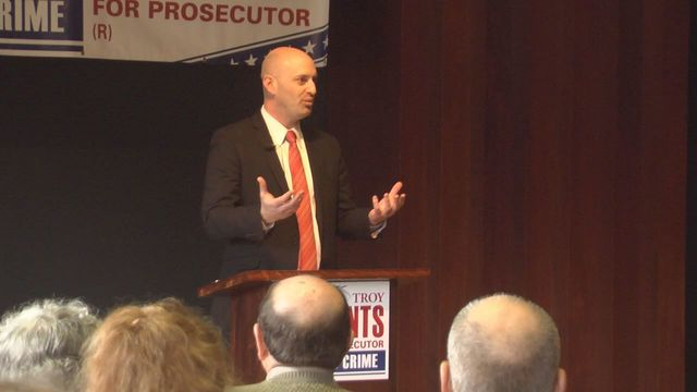Second Candidate Announced for Prosecuting Attorney