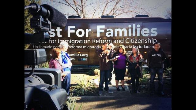 Fast for Families Stops in Yakima