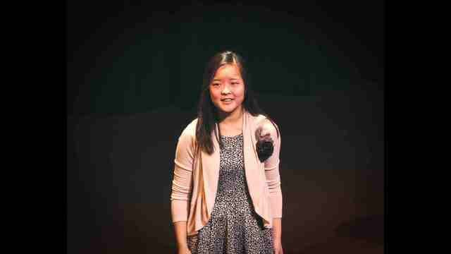 Local Student is Poetry Out Loud Champion