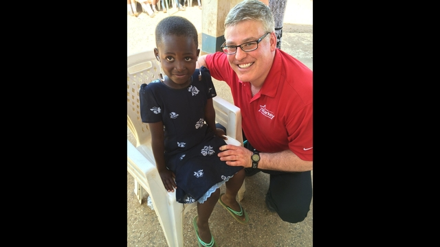 Pictures Of Local Audiologist Tip To Africa