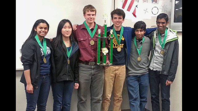 Hanford High School Knowledge Bowl Wins State Title