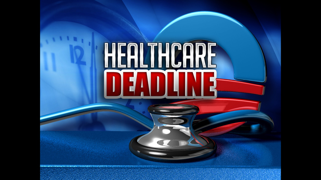 4 Days Until the Deadline to Sign up for Health Care