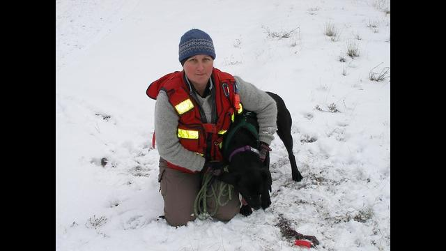 Yakima Co. Search & Rescue K-9 Teams Assist in Oso Mudslide Recovery