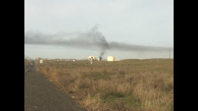 UPDATE: Natural Gas Tank Explosion