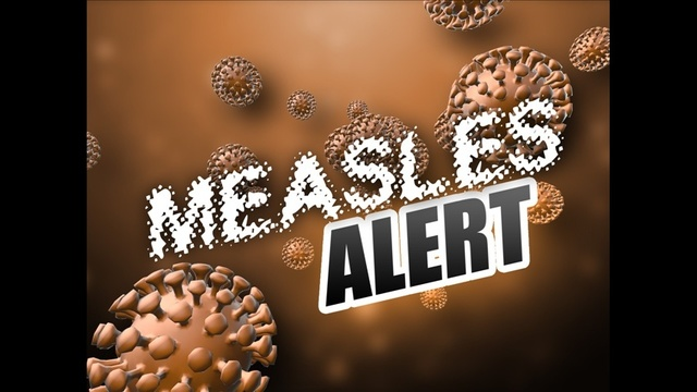 Health Alert: More Measles in Washington State and British Columbia