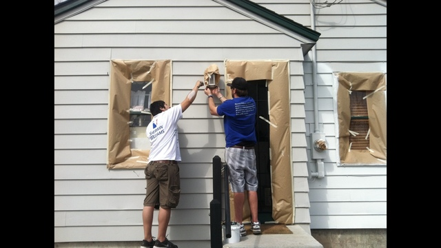 Habitat For Humanity Spruces Up Pasco Home