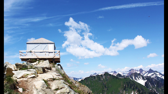 U.S. House passes bille to save Washington's Green Mountain Lookout
