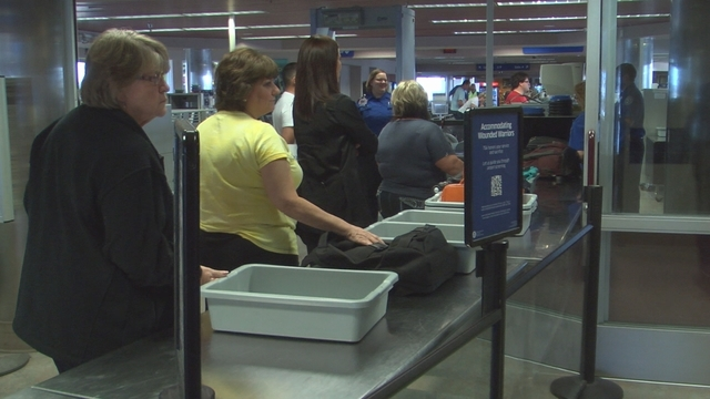 TSA Pre-Checks Are Here