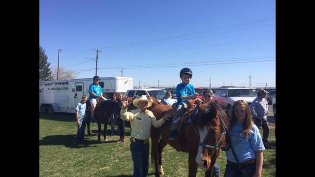 Benton County Fairgrounds Is All Smiles During the Rascal Rodeo