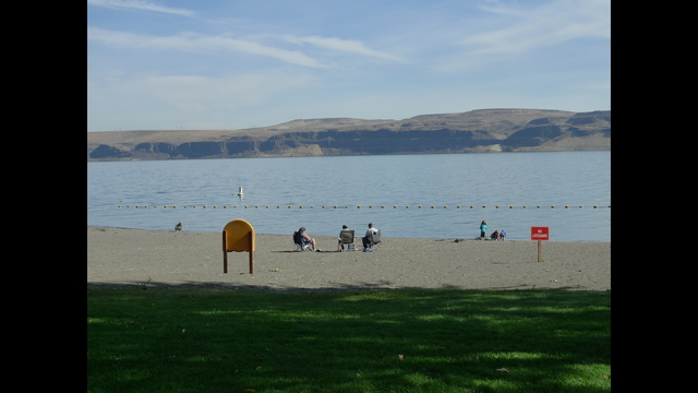 Wanapum State Park Closed as result of fracture at Wanapum Dam