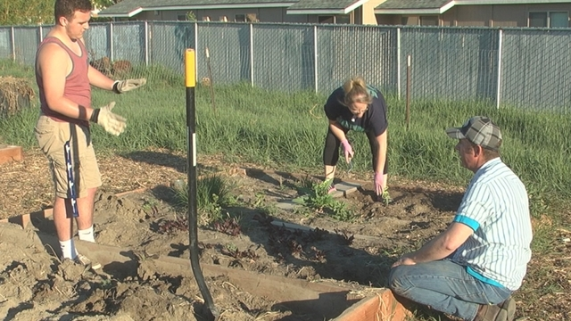 Murder Victim's Father Makes Progress with Youth Outreach Program