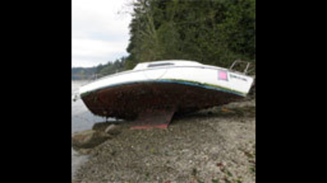 WA State begins derelict vessel turn-in program