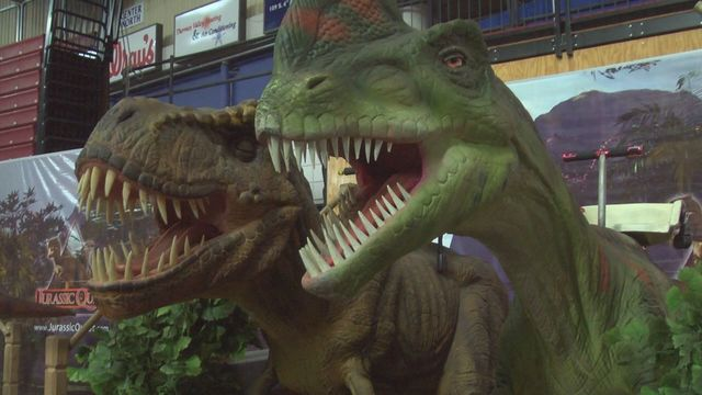Jurassic Quest Comes to Yakima
