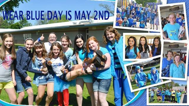 13-Year-Old Walla Walla Girl Gets Thousands to Wear Blue for Juvenile Arthritis