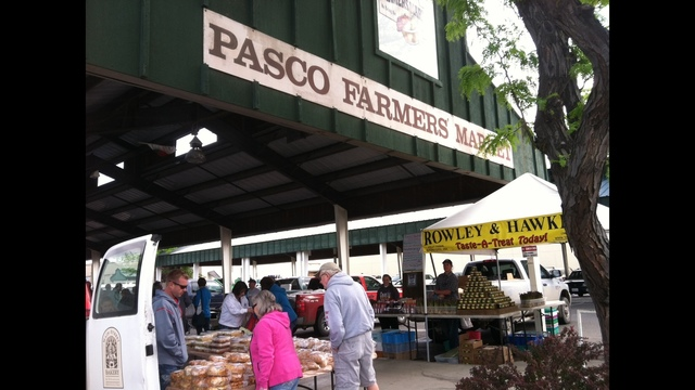 Pasco Farmers Market Opens For Another Season