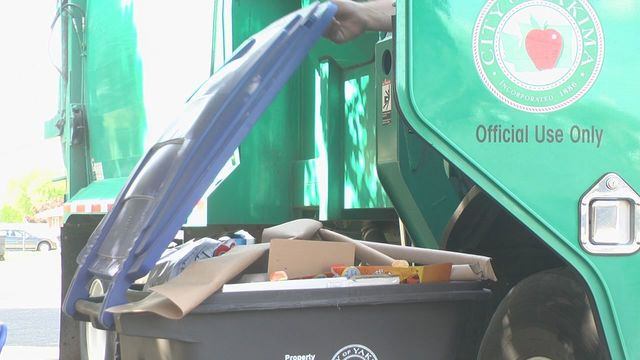 Yakima's Pilot Program Shows Strong Interest in Curbside Recycling