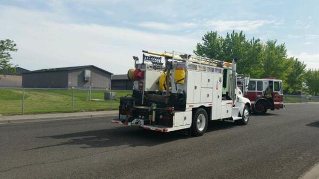 Natural Gas Leak Forces Evacuation at Whittier Elementary in Pasco