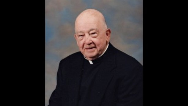 Yakima Diocese Mourns Passing of Monsignor Desmond Dillon