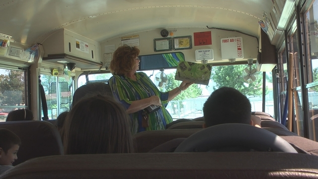 Local School Bus Driver Sparks New Reading Program Throughout Mid-Columbia