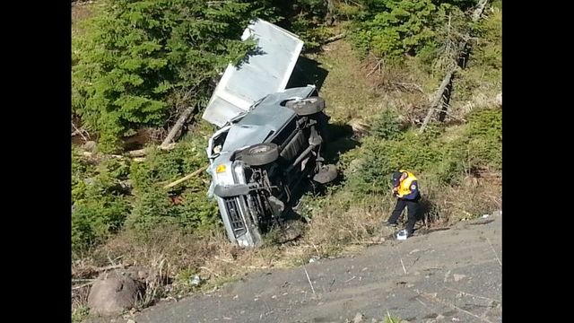 Four Injured, Two Critically in Morning Crash on I-84 near La Grande