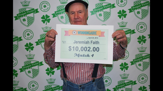 Kennewick Man Wins Washington's Lottery for Fifth Time in Four Years