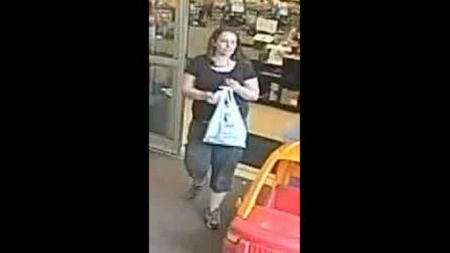 Police Attempting to Identify Credit Card Fraud Suspect