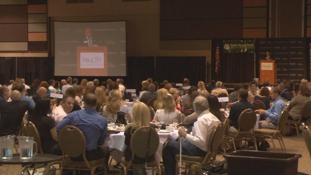 Tri-Cities' Mayors Address Annual State of the Cities Luncheon